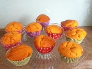 Heerlijke Cup Cakes