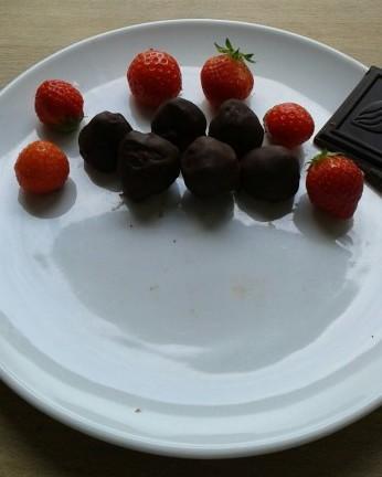 moederdag aardbeien