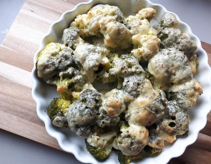 Broccoli uit de oven