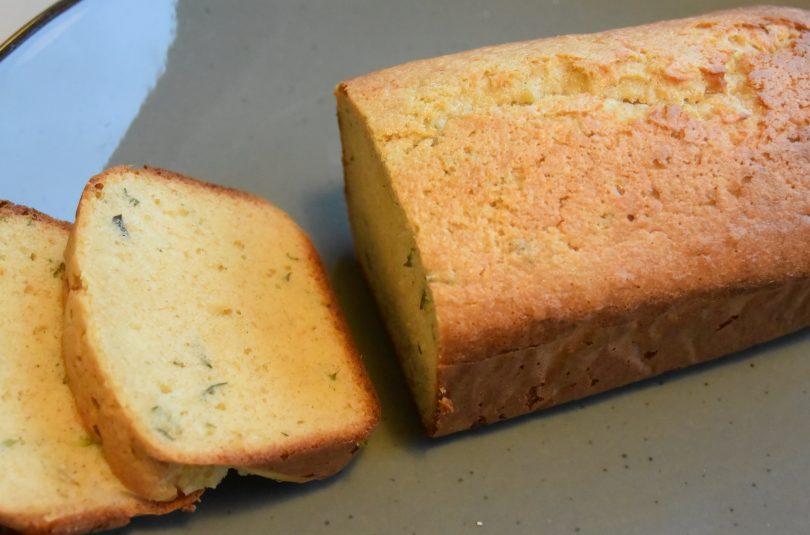 Honing tijm cake